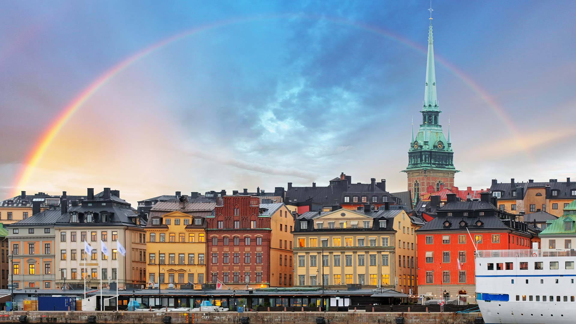Stockholm - the all time best place in Sweden