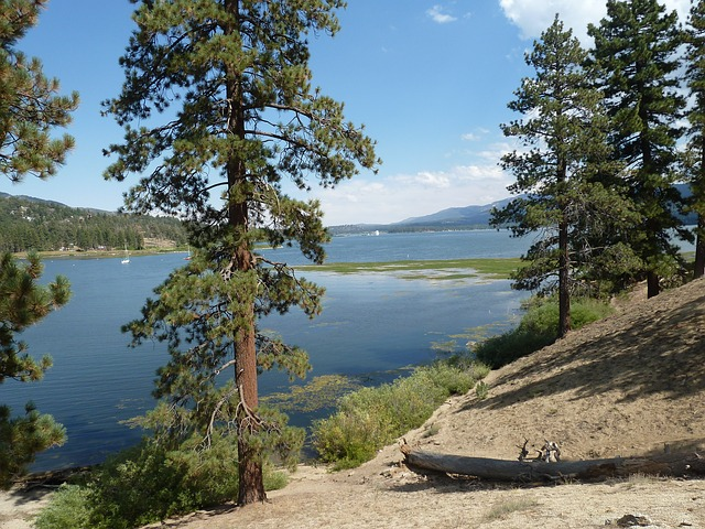 Big Bear Lake- Best places to visit in California
