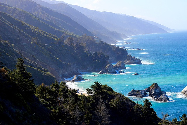 Big-sur-Best places to visit in California