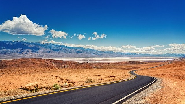 Death Valley-Best places to visit in California
