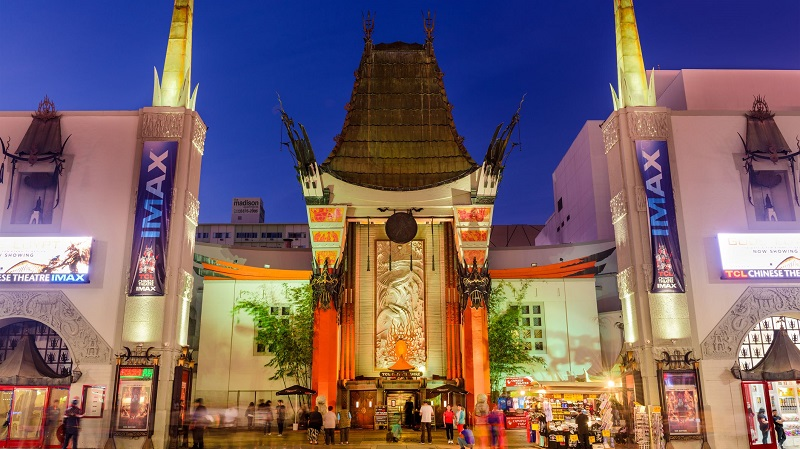 Grauman's Chinese Theater - Best Places to Visit in Los Angeles in 2021