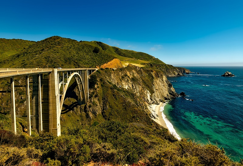 Pacific Coast Highway - Best places to visit in California