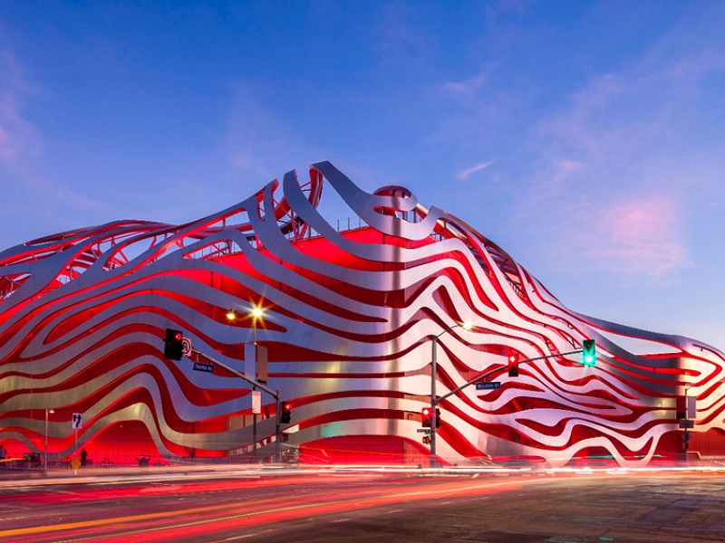 Petersen Automotive Museum - Best Places to Visit in Los Angeles in 2021