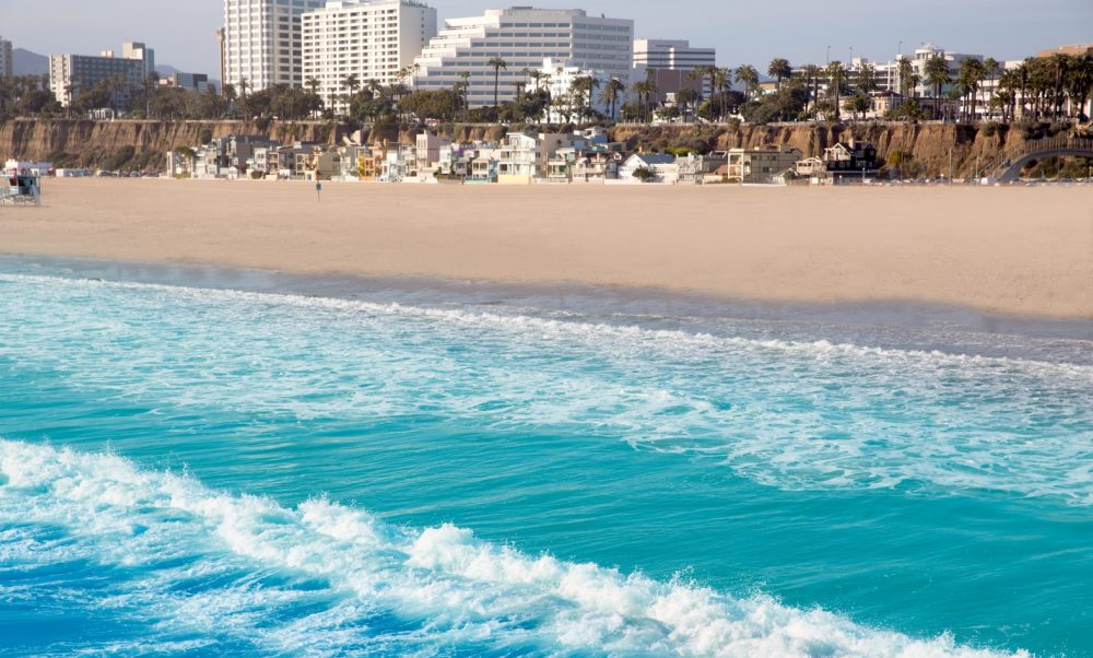 Santa Monica State Beach - Best Places to Visit in Los Angeles in 2021