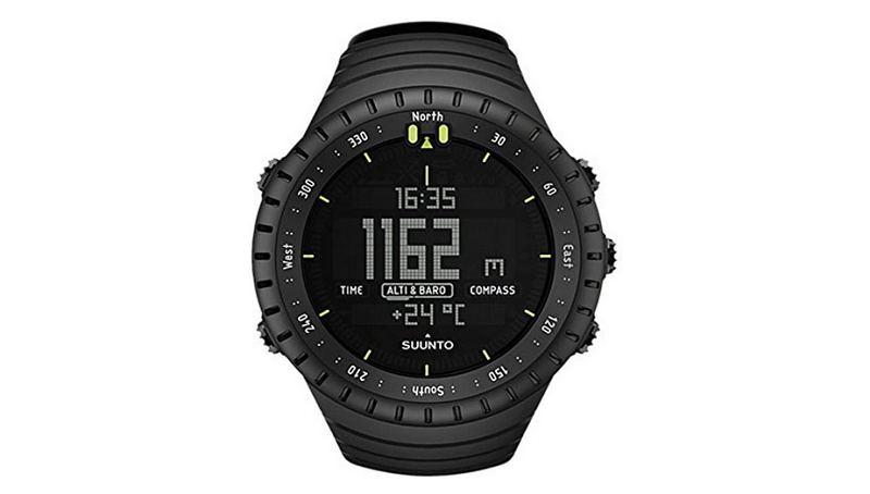 Suunto Core All Black Military Men Travel Watch of 2021