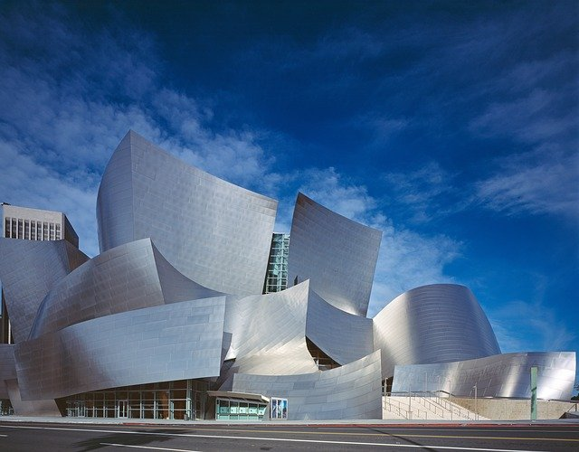 Walt Disney Concert Hall - Best Places to Visit in Los Angeles in 2021