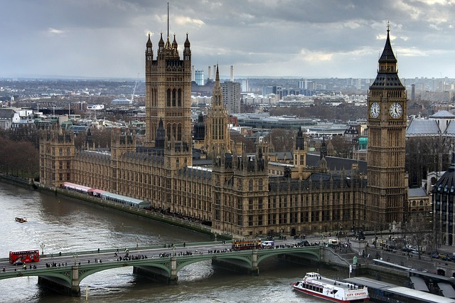 Westminster-Best Places to Visit in UK