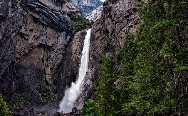 Yosemite National Park-Best places to visit in California