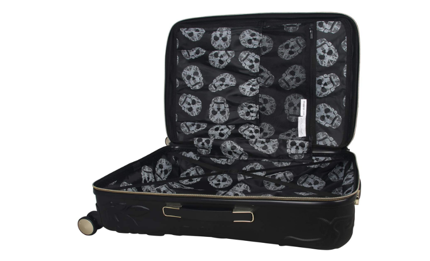 it luggage Skulls II Inside Space