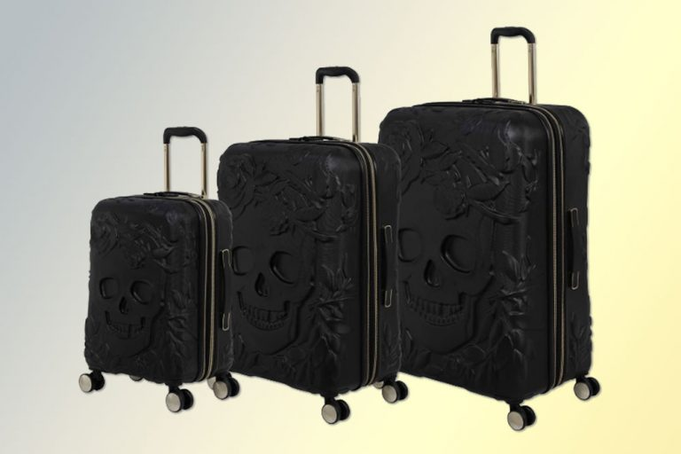 it luggage Skulls II Review | 3-Piece Set | Sleek Design with a Unique Look