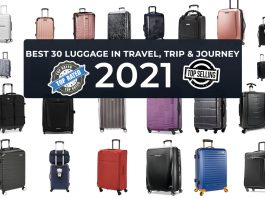 Best 30 Luggage for travel 2021