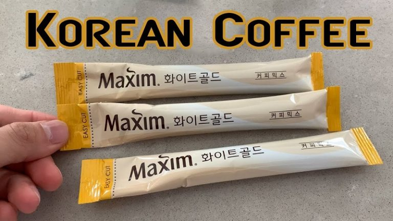 Maxim Original Korean Coffee Mix || Which one you need to choose?